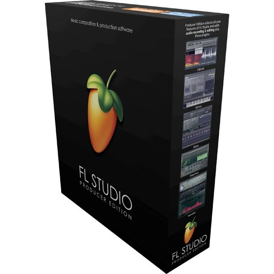 Image-Line — FL Studio Producer Edition 12.2 Build 3 (x86 x64)