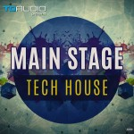 Industrial Strength — TD Audio Presents Mainstage Tech House (WAV/MiDi)