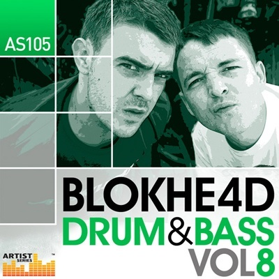 Loopmasters — Blokhe4d Drum & Bass Vol. 8 (MULTiFORMAT)