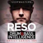 Loopmasters — Reso Drum and Bass Intelligence (WAV)