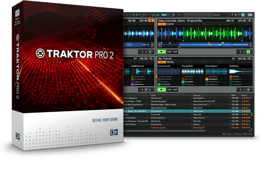 Native Instruments — Traktor 2 v2.10.0 WIN/MAC OSX (x86 x64)