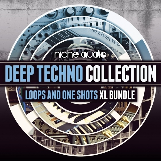 Niche Audio — Deep Techno Collection (MULTiFORMAT)