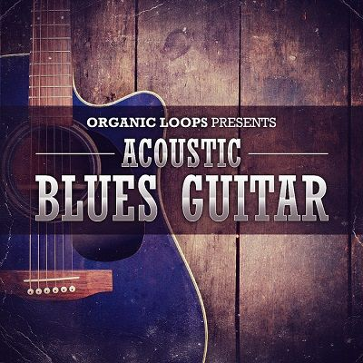Organic Loops — Acoustic Blues Guitar (MULTiFORMAT)