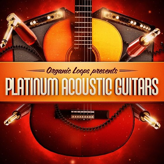 Organic Loops — Platinum Acoustic Guitars (WAV/REX)