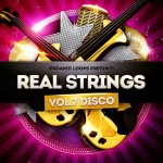 Organic Loops — Real Strings — Disco Strings Vol.2 (WAV/MiDi/REX/Sibelius)