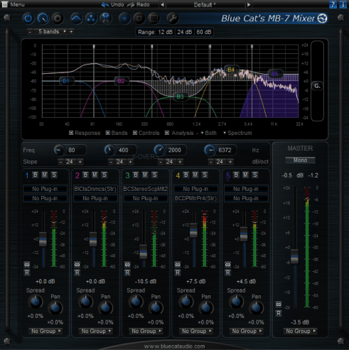 Blue Cat Audio — Blue Cat's Master Pack VST/DirectX (x86 x64)
