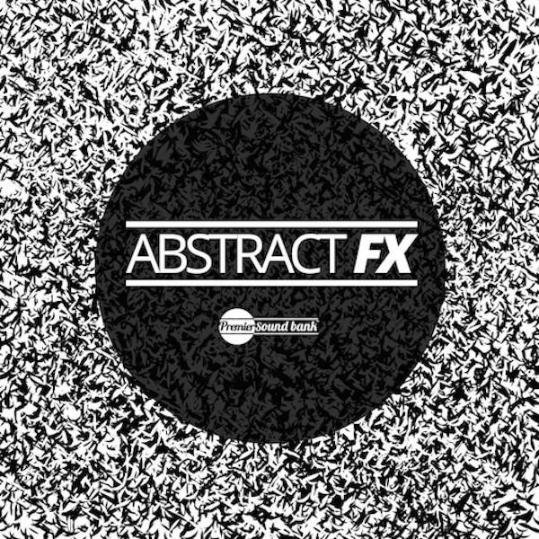Premier Sound Bank — Abstract Sound FX (WAV)