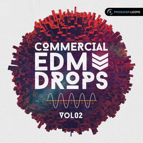 Producer Loops — Commercial EDM Drops Vol 2 (MULTiFORMAT)