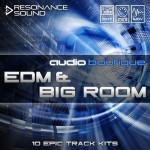 Resonance Sound — Audio Boutique EDM and Big Room (WAV/MIDI)