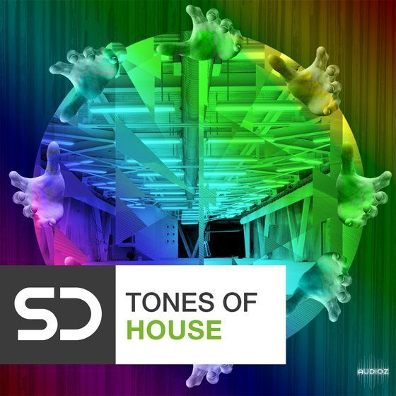 Sample Diggers — Tones Of House (WAV/REX)