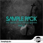 SamplingLabo — Pop Sounds With String Quartet Vol 3 (WAV, AIFF)