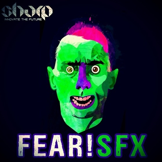 Sharp — Fear SFX (WAV)