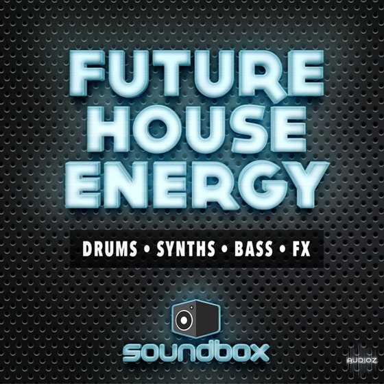 Soundbox — Future House Energy (WAV)