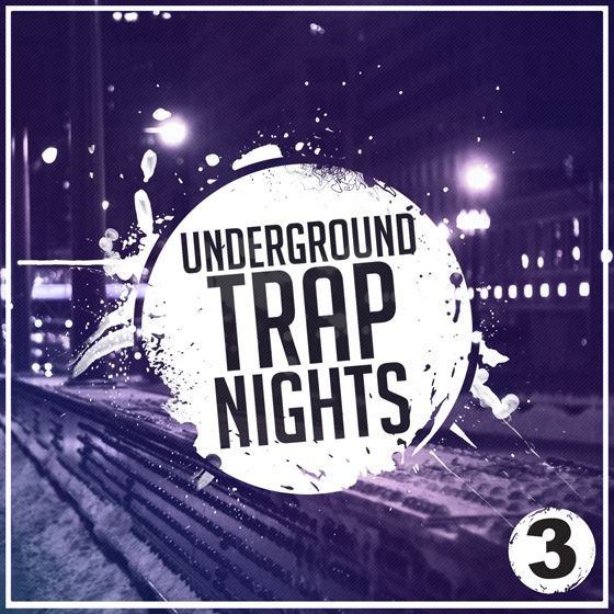 Mainroom Warehouse — Underground Trap Nights 3 (WAV/MIDI)