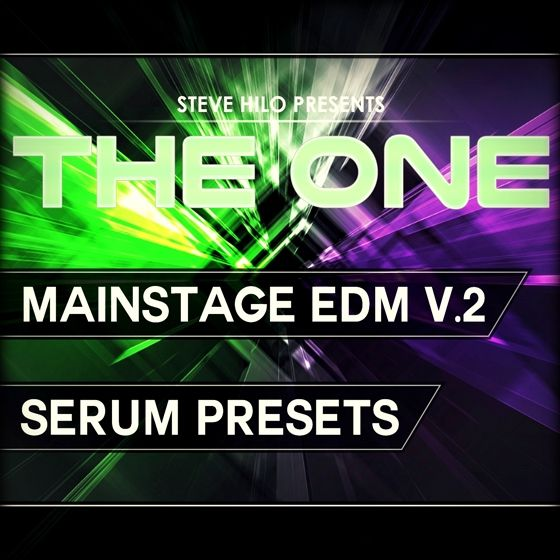 THE ONE — Mainstage EDM Vol 2 (XFER/RECORDS/SERUM)