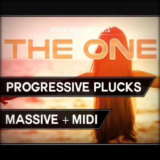 The One — Progressive Plucks (MiDi/Ni Massive)