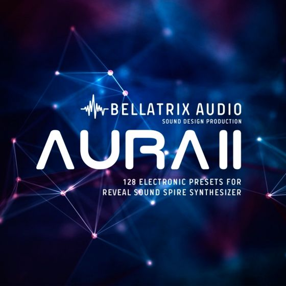 Bellatrix Audio — AURA II (REVEAL/SPiRE)