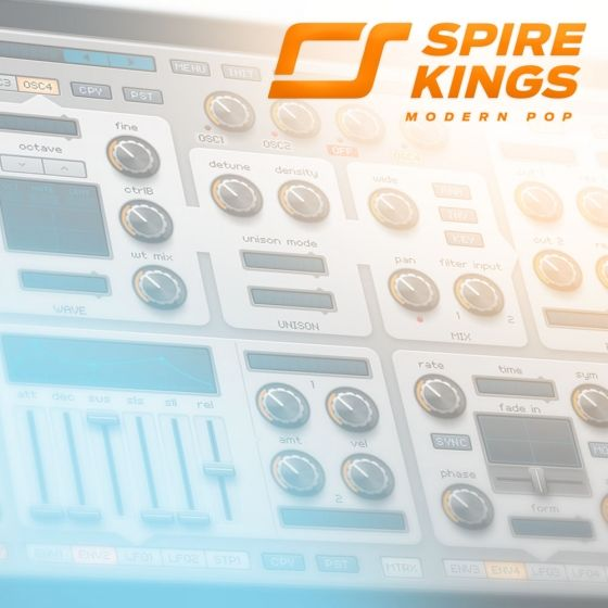 Diginoiz — Spire Kings Modern Pop For Spire