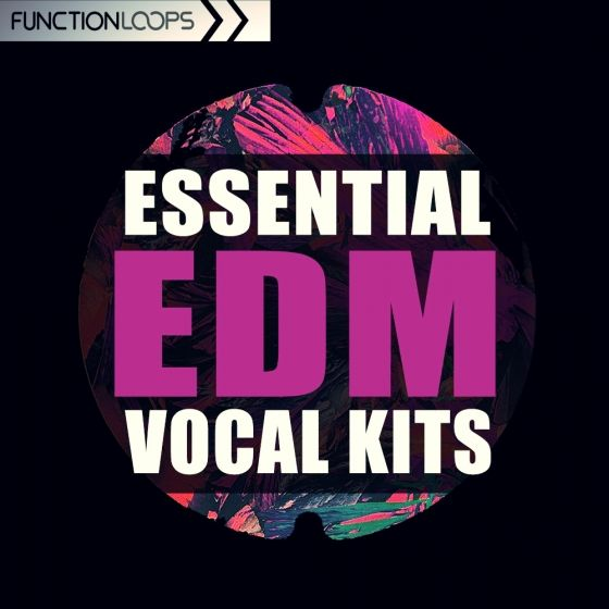 Function Loops — Essential EDM Vocal Kits (WAV/MIDI)