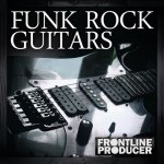 Frontline Producer — Funk Rock Guitars (WAV/REX)