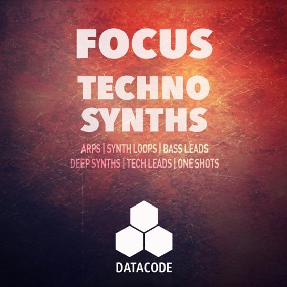 Datacode — Focus Techno Synths (WAV/MERRY/XMAS)