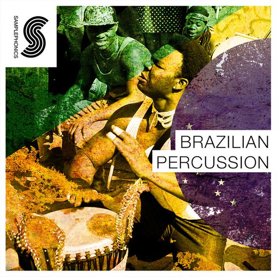 Samplephonics — Brazilian Percussion (WAV/ACiD)