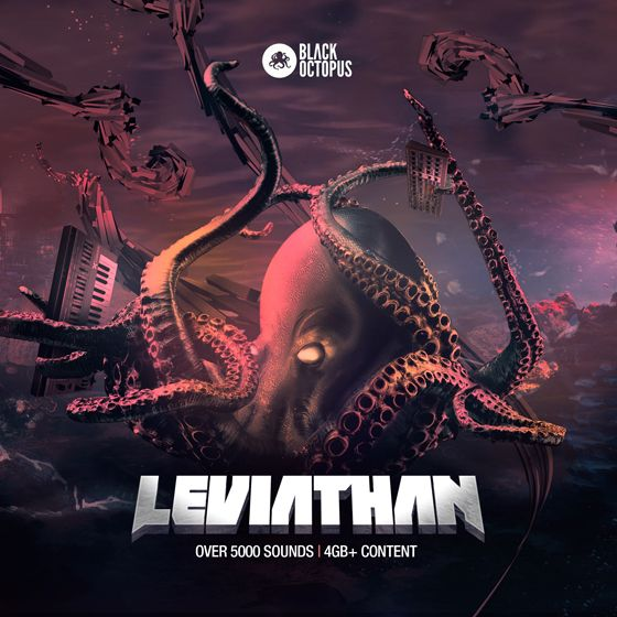 Black Octopus Sound — Leviathan (MULTIFORMAT)