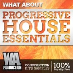 WA Production — What About Progressive House Essentials (ACiD/WAV/MiDi)