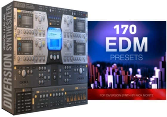 Dmitry Sches — 170 EDM (Diversion)