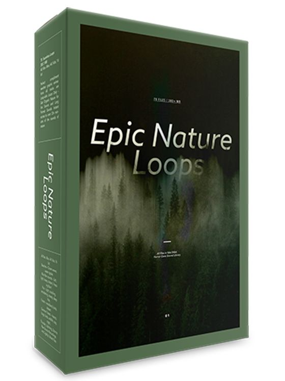 Epic Stock Media — Epic Nature Loops (WAV)