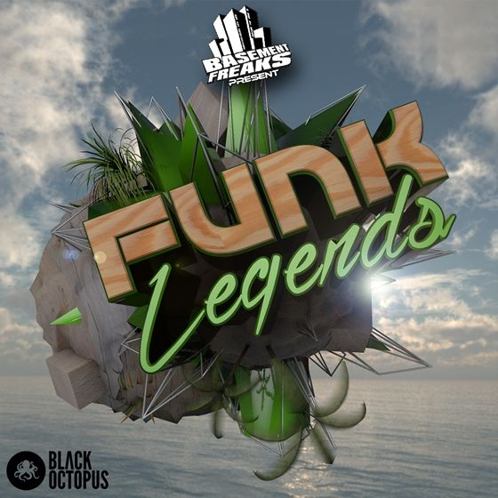 Black Octopus Sound — Basement Freaks Funk Legends (WAV)