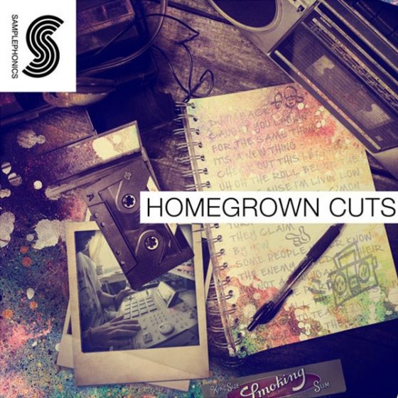 Samplephonics — Homegrown Cuts (MULTiFORMAT)