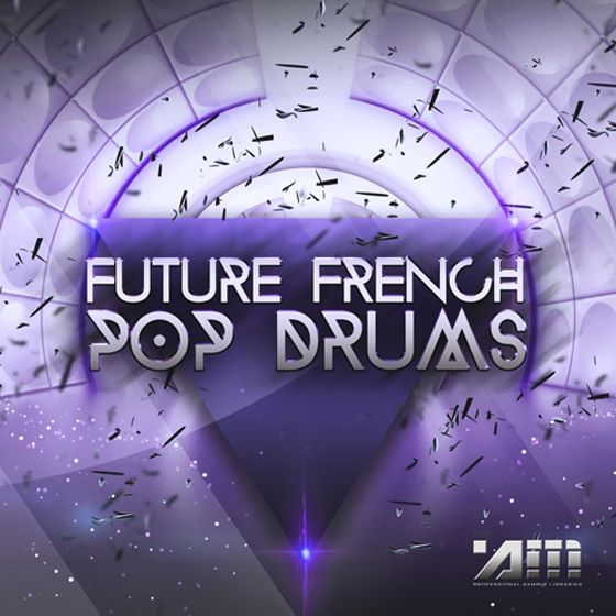 Audio Masters — Future French Pop Drums (WAV/AIFF/MIDI)