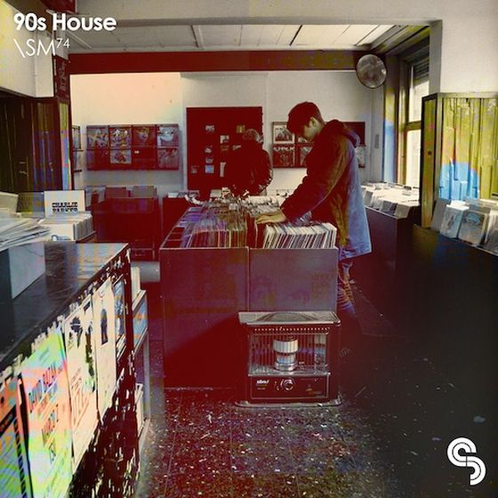 Sample Magic — 90s House (MULTiFORMAT)
