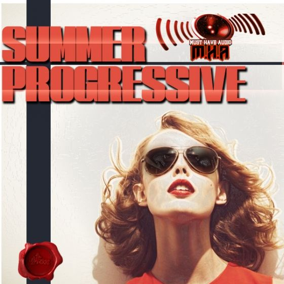 Fox Samples — Summer Progressive (WAV/MIDI)