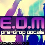 Function Loops — EDM Pre-Drop Vocals (WAV)