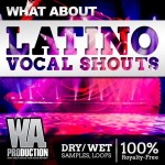 WA Production — What About Latino Vocal Shouts (WAV)