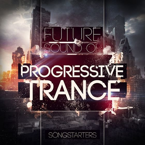 Trance Euphoria — Future Sound Of Progressive Trance Songstarters (WAV/MIDI)