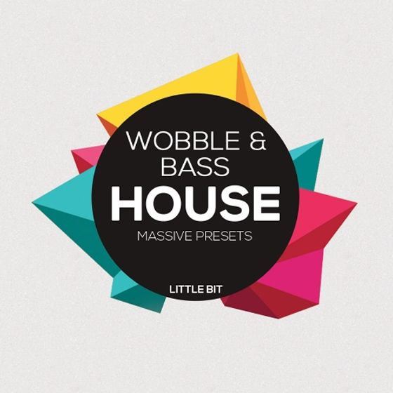 Little Bit — Wobble and Bass House Massive Presets (WAV/Ni Massive/Presets)