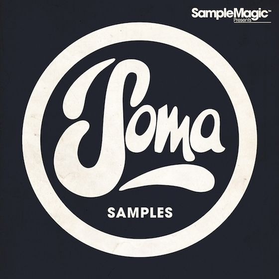 Sample Magic — Soma Records (MULTiFORMAT)
