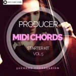 Nano Musik Loops — Producer Midi Chords Starter Kit Vol 5 (MiDi)
