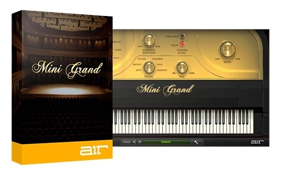 AIR Music Tech — Mini Grand v1.2.7 VST2 (x86 x64)