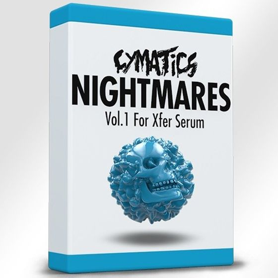 Cymatics — Nightmares Vol 1(Serum)