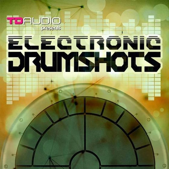 Industrial Strength — Electronic Drum Shots (WAV)