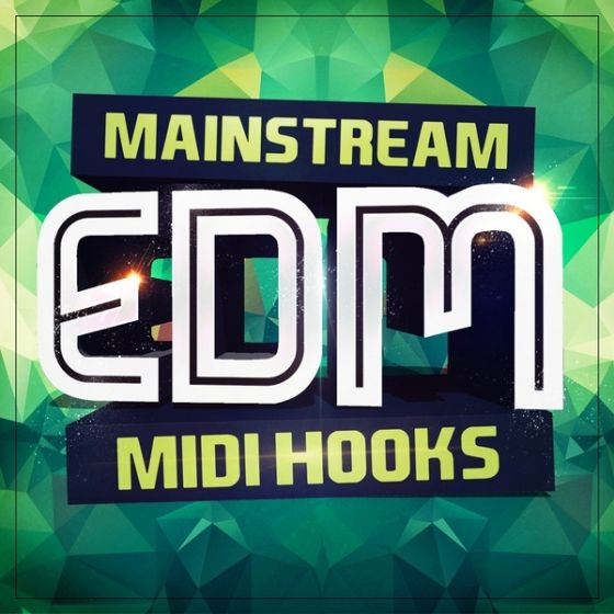 Mainstream Sounds — Mainstream EDM Midi Hooks (MIDI)