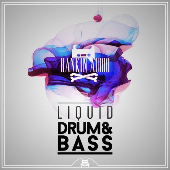Rankin Audio — Liquid Drum and Bass (WAV)