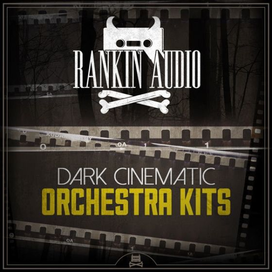 Rankin Audio — Dark Cinematic Orchestra Kits (WAV/MiDi)