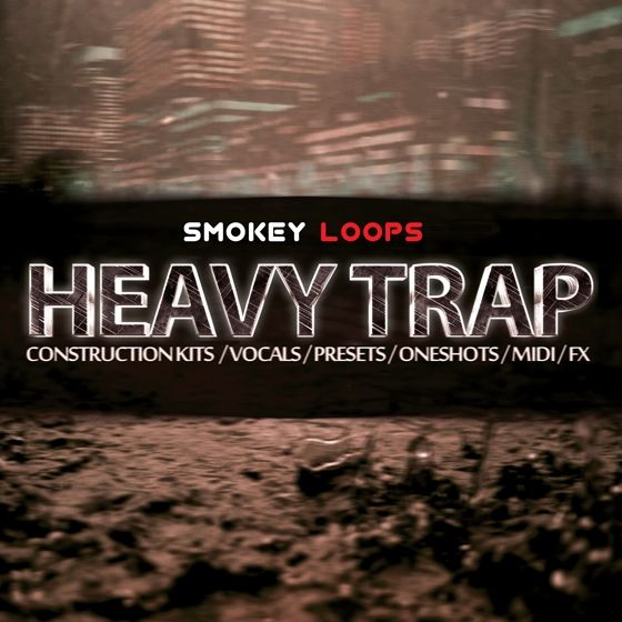 Smokey Loops — Heavy Trap (WAV/MiDi/SPF)