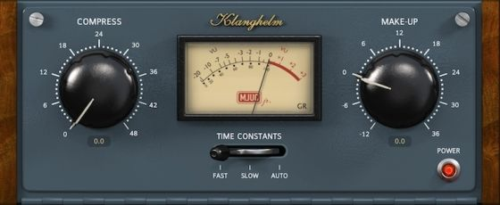 Klanghelm — MJUC variable-tube compressor v1.0.2 (VST/RTAS/AAX/AU)