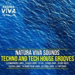 Natura Viva Sounds — Techno and Tech House Grooves (WAV)